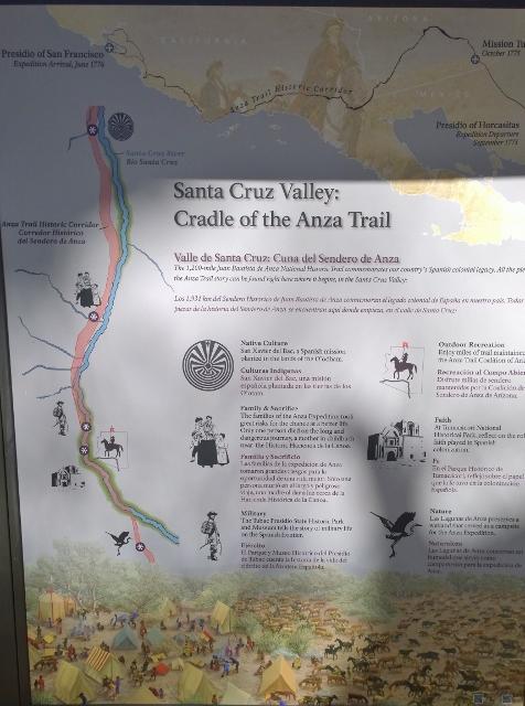 Juan Bautista de Anza Trail