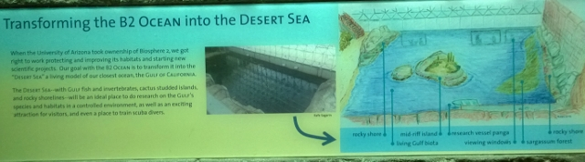 Plans for Ocean Habitat