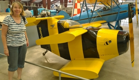 Starr Bumble Bee - World's Smallest Aircraft
