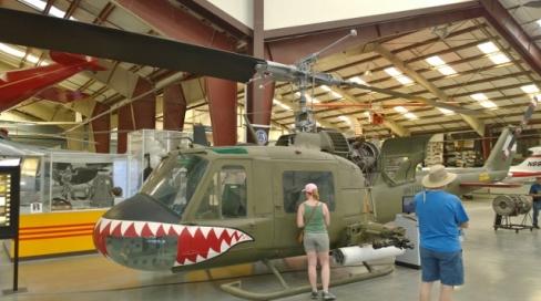 Bell UH-1C Iroquois (Huey) - Vietnam
