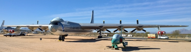 Convair B-36J Peacemaker Strategic Bomber 1947-59