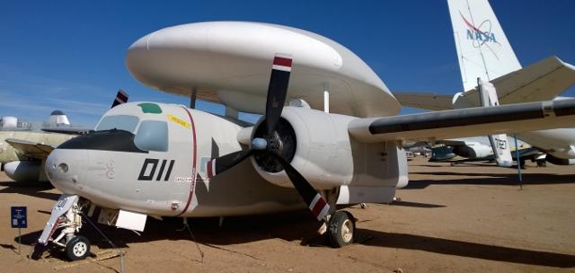 Grumman E-1 Tracer 1957-78