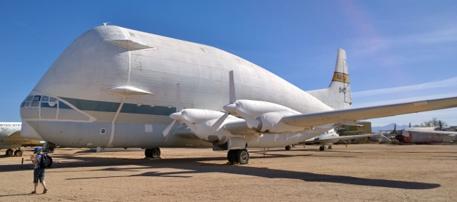 Aero Spacelines - B377SG Super Guppy 1965-95