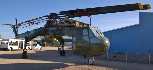 Sikorsky CH-54A Skycrane 1966-Present