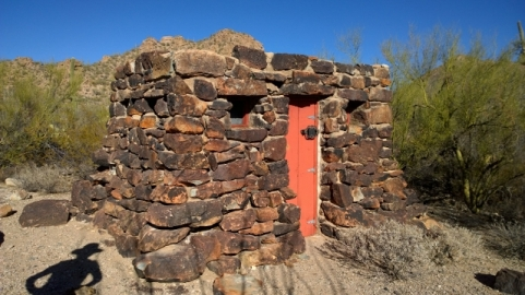 CCC Outhouse
