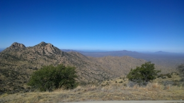 Road to Kitt Peak