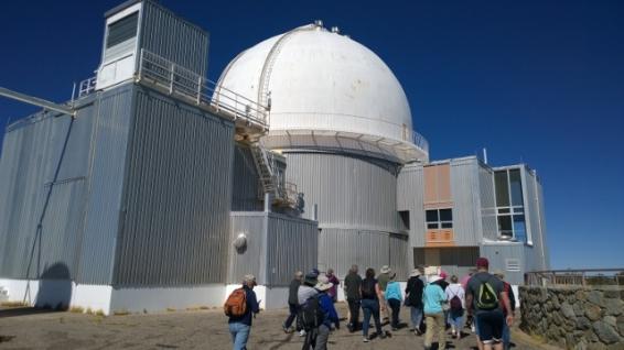 2.1 M Telescope