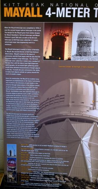4.1 M Mayall Telescope