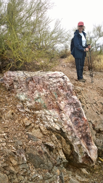 Massive Quartz fault