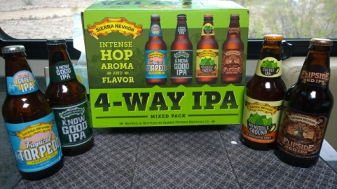 IPA selection - Well Deserved