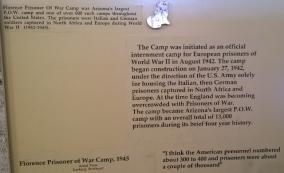 Florence POW Camp