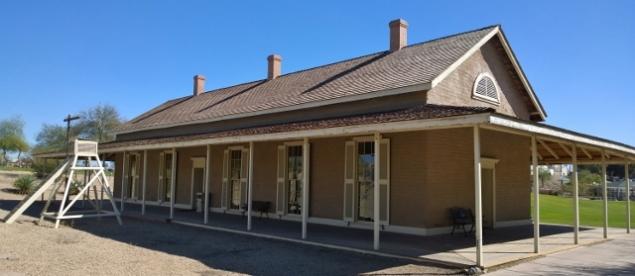 Quartermaster's House