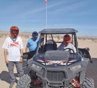 The boys and their ATV