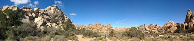 Hidden Valley Panorama
