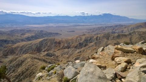 Keys View - San Andreas Fault