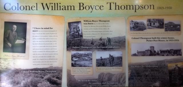 Boyce Thompson Arboretum SP