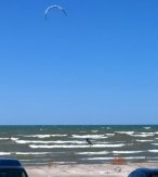 Wasaga Beach Kite Boarding