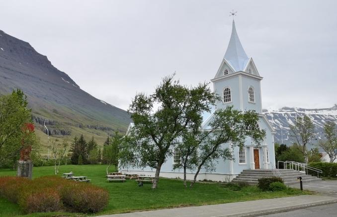 Church in Seydisfjordur