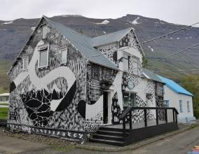 Pub in Seydisfjordur