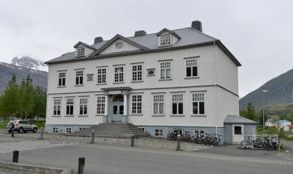 School in Seydisfjordur