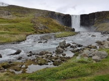 Gufufoss Waterfall