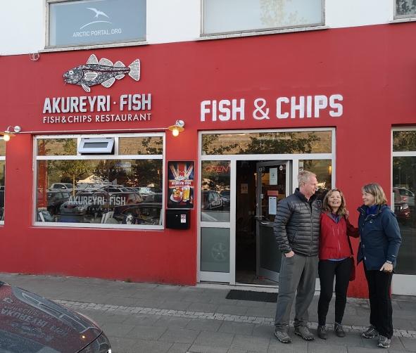 Akureyri Fish