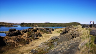 Hofdi trail