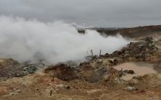 Gunnuhver Geothermal