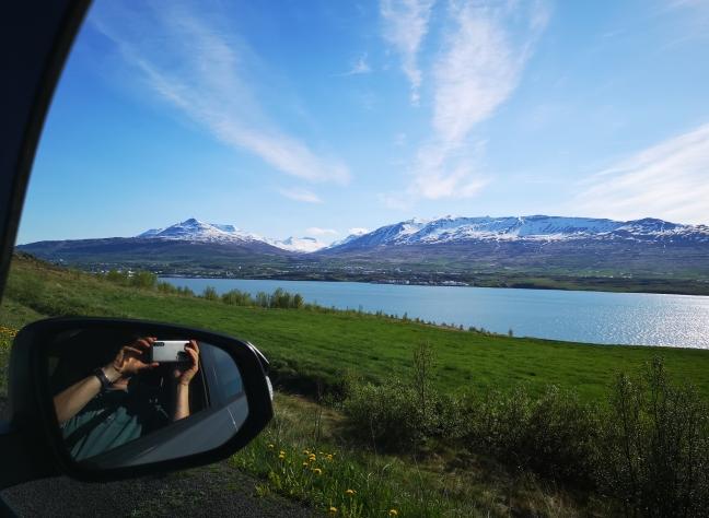 Returning to Akureyri