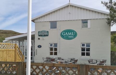 Gamli Bistro in Reykjahlid