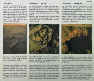 Leirhnjukur lava formations