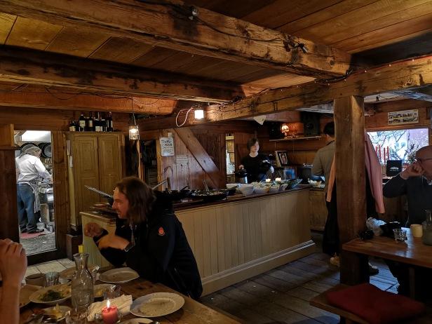 Tjoruhusid Restaurant