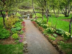 Skurdur Botanical Garden