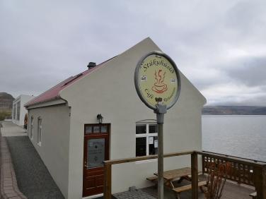 Stukuhusid Cafe in Patreksfjordur