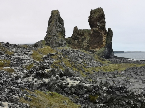 Londrangar Pinnacles