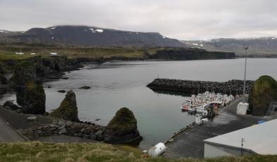 Arnarstapi Harbour