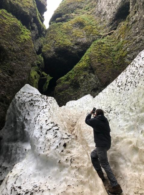 Raudfeldar Canyon
