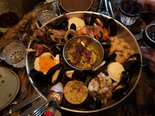 Fruits de Mer for 4