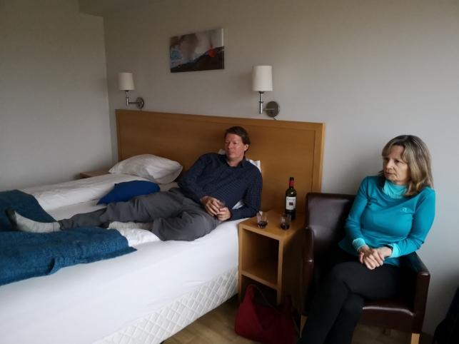 Fosshotel Nupar room