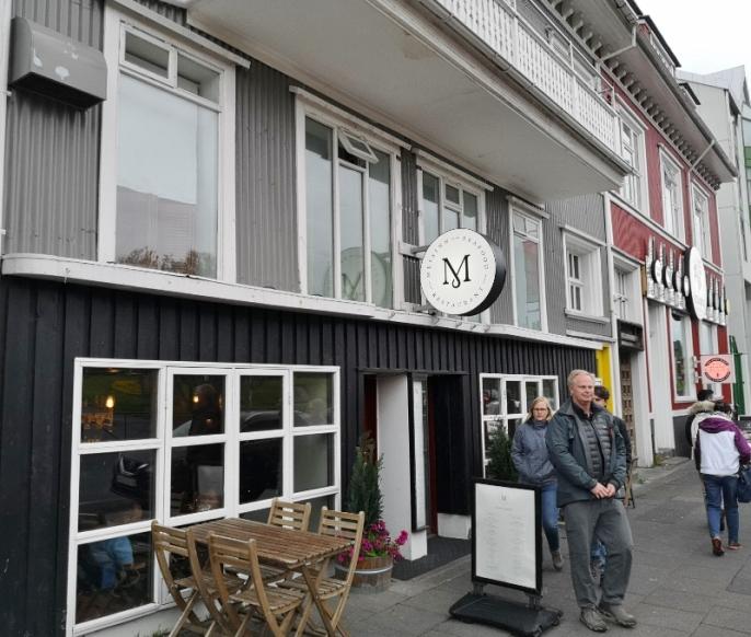 Messinn Restuarant Reykjavik