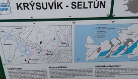 Krýsuvík – Seltun