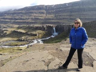 Folaldafoss Waterfall