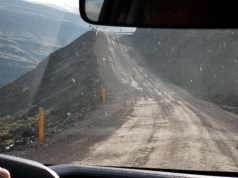 Oxl road 939 - 17% grade