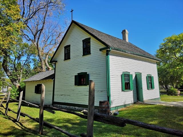 Louis Riel House