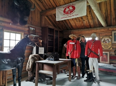 NWMP Outpost
