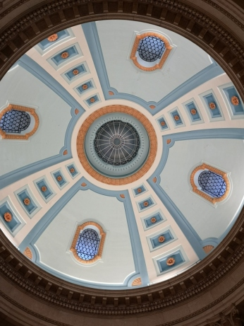 View to dome
