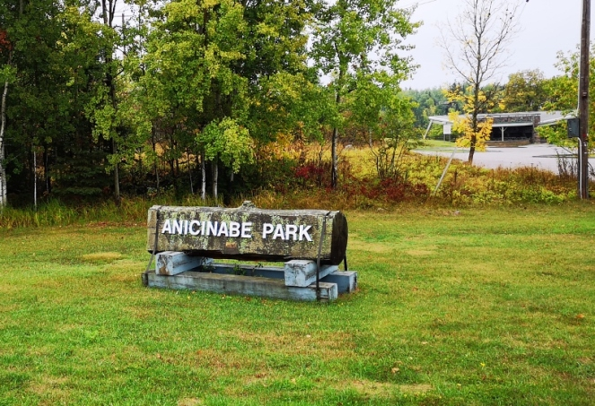 Anicinabe Park Kenora