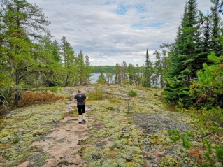 Cystal Lake Hiking Trail