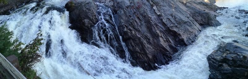 Chutes Waterfall