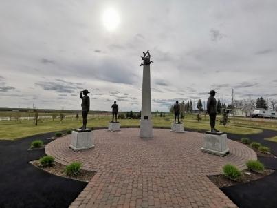 Fallen Four Memorial